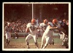 1966 Philadelphia #52   -  Ernie Green / Gary Collins Cleveland Browns Front Thumbnail