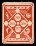 1951 Topps Red Back #36 PHL Gus Zernial  Back Thumbnail