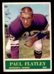 1964 Philadelphia #102  Paul Flatley   Front Thumbnail