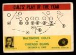 1964 Philadelphia #14   -  Don Shula Baltimore Colts Front Thumbnail
