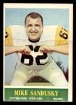 1964 Philadelphia #151  Mike Sandusky  Front Thumbnail