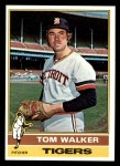 1976 Topps #186  Tom Walker  Front Thumbnail