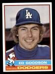1976 Topps #386  Ed Goodson  Front Thumbnail