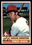 1976 Topps #654  Doug Griffin  Front Thumbnail