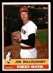 1976 Topps #102  Jim Willoughby  Front Thumbnail