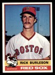 1976 Topps #29  Rick Burleson  Front Thumbnail
