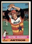 1976 Topps #516  Wayne Granger  Front Thumbnail