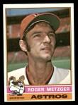 1976 Topps #297  Roger Metzger  Front Thumbnail