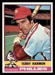 1976 Topps #247  Terry Harmon  Front Thumbnail