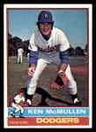 1976 Topps #566  Ken McMullen  Front Thumbnail