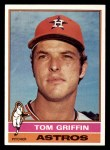 1976 Topps #454  Tom Griffin  Front Thumbnail