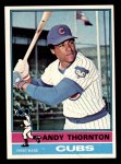1976 Topps #26  Andre Thornton  Front Thumbnail
