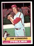 1976 Topps #271  Jim Lonborg  Front Thumbnail
