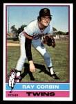 1976 Topps #474  Ray Corbin  Front Thumbnail