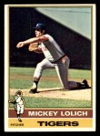 1976 Topps #385  Mickey Lolich  Front Thumbnail