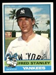 1976 Topps #429  Fred Stanley  Front Thumbnail