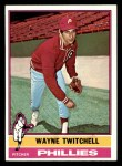 1976 Topps #543  Wayne Twitchell  Front Thumbnail