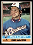 1976 Topps #511  Jamie Easterley  Front Thumbnail