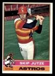 1976 Topps #489  Skip Jutze  Front Thumbnail