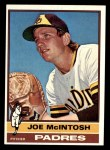 1976 Topps #497  Joe McIntosh  Front Thumbnail