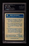 1977 Topps Cloth #41  Mike Schmidt  Back Thumbnail