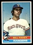 1976 Topps #436  Bill Fahey  Front Thumbnail