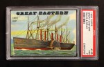 1955 Topps Rails & Sails #195   Great Eastern Front Thumbnail