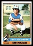 1976 Topps #103  Biff Pocoroba  Front Thumbnail
