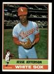 1976 Topps #47  Jesse Jefferson  Front Thumbnail