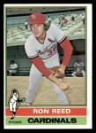 1976 Topps #58  Ron Reed  Front Thumbnail
