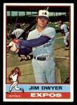 1976 Topps #94  Jim Dwyer  Front Thumbnail