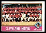 1976 Topps #477   -  Frank Robinson Indians Team Checklist Front Thumbnail