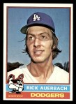 1976 Topps #622  Rick Auerbach  Front Thumbnail