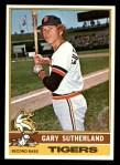 1976 Topps #113  Gary Sutherland  Front Thumbnail