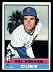 1976 Topps #151  Bill Bonham  Front Thumbnail