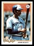 1978 Topps #547  John Scott  Front Thumbnail