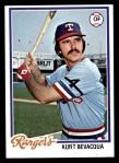 1978 Topps #725  Kurt Bevacqua  Front Thumbnail