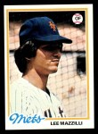 1978 Topps #147  Lee Mazzilli  Front Thumbnail
