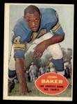 1960 Topps #70  John Baker  Front Thumbnail
