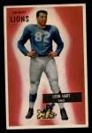1955 Bowman #19  Leon Hart  Front Thumbnail
