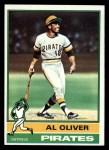 1976 Topps #620  Al Oliver  Front Thumbnail
