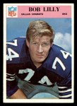 1966 Philadelphia #60  Bob Lilly  Front Thumbnail