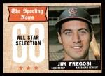 1968 Topps #367   -  Jim Fregosi All-Star Front Thumbnail