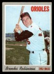 1970 Topps #230  Brooks Robinson  Front Thumbnail
