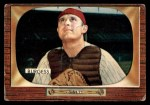 1955 Bowman #209  Smoky Burgess  Front Thumbnail