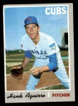 1970 Topps #699  Hank Aguirre  Front Thumbnail