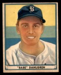 1941 Play Ball #49  Babe Dahlgren  Front Thumbnail