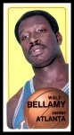 1970 Topps #18  Walt Bellamy   Front Thumbnail