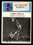 1961 Fleer #51  Tom Gola  Front Thumbnail