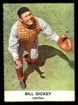 1961 Golden Press #27  Bill Dickey  Front Thumbnail